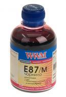 Чернила WWM Epson Stylus Photo R1900 /2000 Magenta (E87/M) (G224251) 200 мл (г)