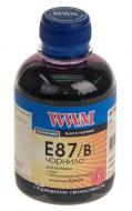 Чернила WWM Epson Stylus Photo R1900/2000 Black (E87/B) (G224231) 200 мл (г)