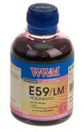 Чернила WWM Epson Stylus Pro 7700/9700/9890 Light Magenta (E59/LM) (G224531) 200 мл (г)