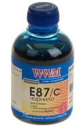 Чернила WWM Epson Stylus Photo R1900/2000 Cyan (E87/C) (G224241) 200 мл (г)