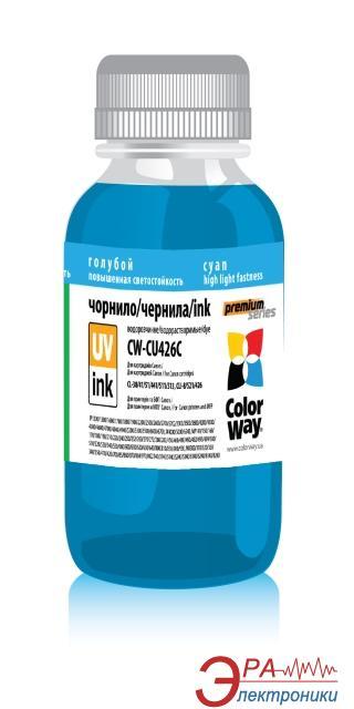 Чернила ColorWay Canon UV CLI-426 (CW-CU426C) 200 мл (г)