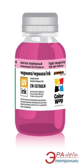 Чернила ColorWay Epson UV P50/PX700 Ph. M. (CW-EU700LM) 100 мл (г)