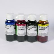 Комплект чернил ColorWay Epson T26/C91 (CW-EW400SET-01) 100 мл (г)