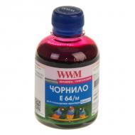 Чернила WWM Epson L110/L210/L355 Magenta (E64/M) (G224741) 200 мл (г)