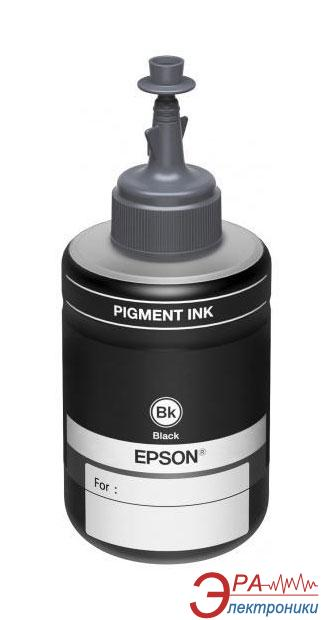 Чернила Epson Black (C13T77414A) 140 мл (г)