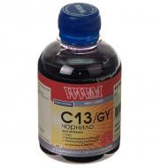Чернила WWM Canon CLI521/426 Gray (C13/GY) (G220371) 200 мл (г)