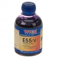 Чернила WWM Epson R800/1800 Blue (E55/V) (G224601) 200 мл (г)