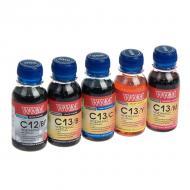 Комплект чернил WWM Canon PGI520/CLI521 BP/B/C/M/Y SET (C13SET5-2) (G110472) 5 x 100 мл (г)