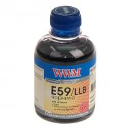 Чернила WWM Epson StPro 7890/9890 Light Light Black (E59/LLB) (G224511) 200 мл (г)