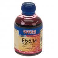 Чернила WWM Epson R800/1800 Magenta (E55/M) (G224571) 200 мл (г)