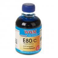 Чернила WWM Epson L800 Cyan (E80/C) (G224671) 200 мл (г)