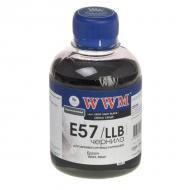 Чернила WWM Epson R2400/2880 Light Light Black (E57/LLB) (G222591) 200 мл (г)