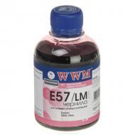 Чернила WWM Epson R2400/2880 Light Magenta (E57/LM) (G222581) 200 мл (г)
