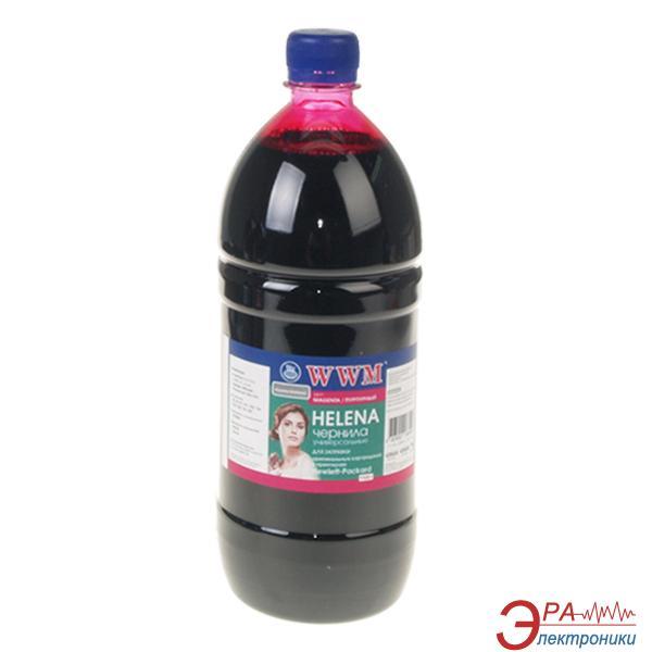 Чернила WWM HP Universal Helena Magenta (HU/M-3) (G225273) 1100 мл (г)