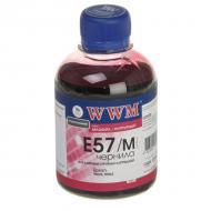 Чернила WWM Epson R2400/2880 Magenta (E57/M) (G222541) 200 мл (г)