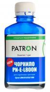 Чернила Patron Epson L800 Cyan (PN-E-L800N-411) (I-PN-E-L800N-180-C) 180 мл (г)
