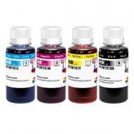 Комплект чернил ColorWay Epson L100/L200 (CW-EW101SET01) 4 х 100 мл (г)