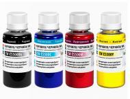 Комплект чернил ColorWay Epson Sublimation (CW-ES500SET(BK/C/M/Y)01) 4 х 100 мл (г)