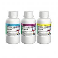 Комплект чернил ColorWay Canon CL-38/CLI-521 С/M/Y (CW-CW521SET02) 3 x 200 мл (г)