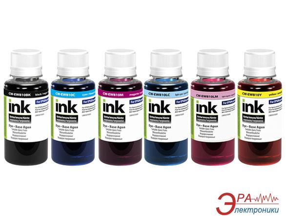 Комплект чернил ColorWay Epson L800/810/850 BK/C/LC/LM/M/Y (CW-EW810SET01) 6 x 100 мл (г)
