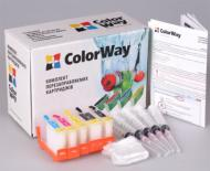 �������� ���������������� ���������� ColorWay IP4200RN-4.1 Canon (BJ: S500 / S520 / S530 / i550 / i560 / S600 / S630 / S750 / i850 / i865 / S6300 / i6500 /)(PIXMA : MP500 / MP510 / MP520 / MP530 / MP600 / MP610 / MX700 / MP750 / MP760 / MP780 / MP800 / MP