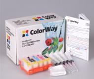�������� ���������������� ���������� ColorWay (IP4840RC-0.0) Canon (PIXMA IP4840 / MG5140 / MG5240 / IX6540 / IP4940 / MG5340)