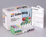 �������� ���������������� ���������� ColorWay (T26RC-4.1) Epson (Stylus T26 / T27 / C91 / TX106 / TX109 / TX117 / TX119 / CX4300)