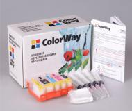 �������� ���������������� ���������� ColorWay (IP4840RC-5.5) Canon (PIXMA IP4840 / MG5140 / MG5240 / IX6540 / IP4940 / MG5340)