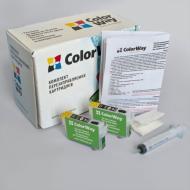 Комплект перезаправляемых картриджей ColorWay (K101RC-0.0) Epson (WorkForce K101 / K201 / K301)