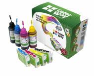 Комплект перезаправляемых картриджей ColorWay (XP103RC-4.5) Epson (Expression Home XP33 / XP103 / XP203 / XP207 / XP303 / XP306 / XP406)