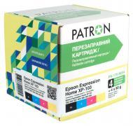 Комплект перезаправляемых картриджей Patron (PN-170-N054) (CIR-PN-ET170-054) Epson (XP-33/ 103/ 203/ 207/ 303/ 306/ 403/ 406)