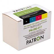 Комплект перезаправляемых картриджей Patron (PN-092-017) (CIR-PN-ET092-017) Epson (C91/ CX4300/ T26/ 27/ TX106/ 117)