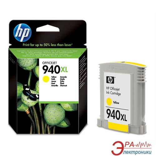Картридж HP No.940 (C4909AE) (HP Officejet 8000, HP Officejet Pro 8500) Yellow
