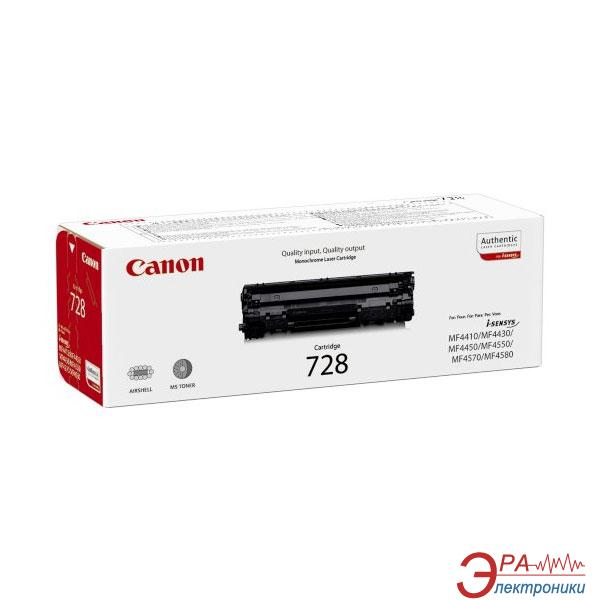 Картридж Canon 728 (3500B002) (MF45xx/MF44xx) Black