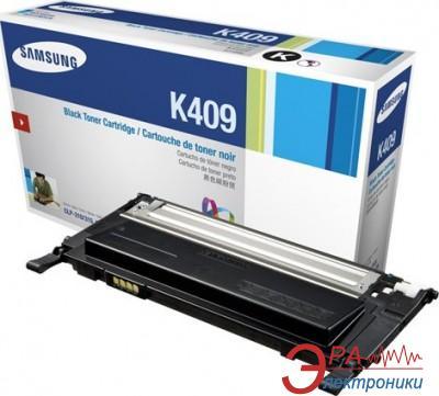 Картридж Samsung (CLT-K409S/SEE) CLP-310/N,CLP-315/W,CLX-3170FN, CLX-3175/N/FN/FW Black