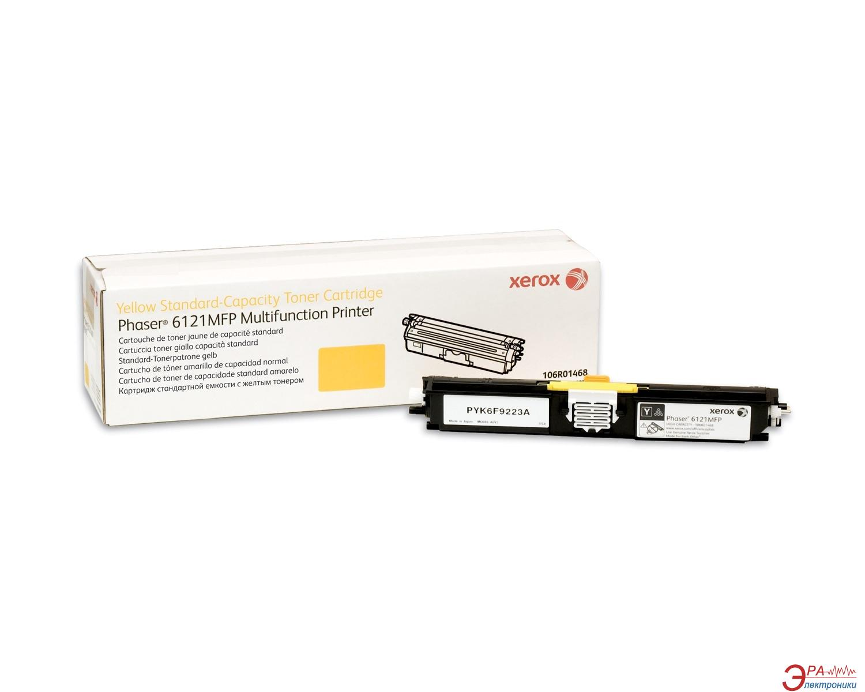Картридж Xerox (106R01465) (PH 6121MFP) Yellow