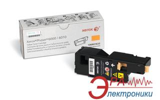 Картридж Xerox (106R01633) (PH6000/ 6010N) Yellow
