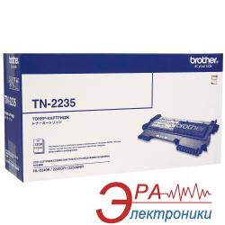 Картридж Brother TN-2235 (TN2235) (HL-2240/ 2250, DCP-7060, MFC-7860) Black