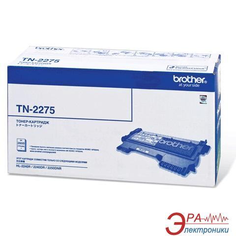 Картридж Brother TN-2275 (TN2275) (HL-2240/ 2250, DCP-7060, MFC-7860) Black