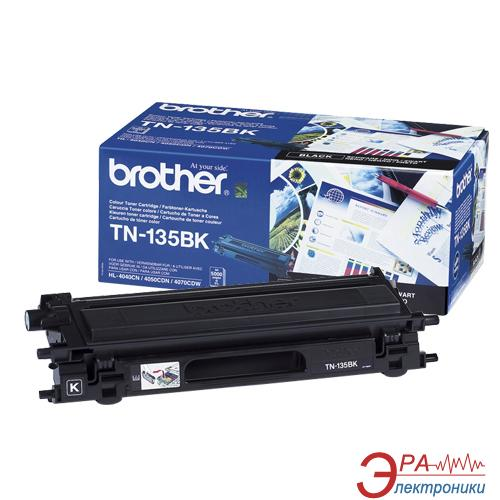 Картридж Brother TN-135BK (TN135BK) (HL-4040CN, HL-4050CDN, MFC-9440CN, DCP-9040CN) Black