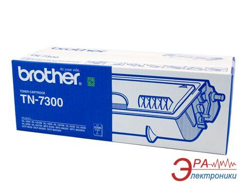 Картридж Brother TN-7300 TN7300 (HL-1650/1670N/1850/1870N/5030/5040/5050/5070N, MFC-8420/8820, DCP-8020) Black