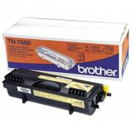 Картридж Brother TN-7600 TN7600 (HL-1650/1670N/1850/1870N/5030/5040/5050/5070N, MFC-8420/8820, DCP-8020) Black