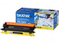 Картридж Brother (TN135Y) (HL-4040CN, HL-4050CDN, MFC-9440CN, DCP-9040CN) Yellow