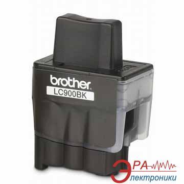 Картридж Brother (LC900BK) (DCP110C/115С/120C, MFC210C/215C, FAX1840C) Black