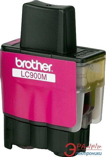 Картридж Brother (LC900M) (DCP110C/115С/120C, MFC210C/215C, FAX1840C) Magenta