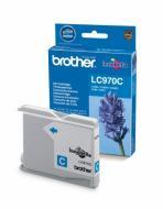 Картридж Brother (LC970C) (DCP-135CR/150CR, MCF-235/260) Cyan