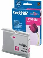 Картридж Brother (LC970M) (DCP-135CR/150CR, MCF-235/260) Magenta