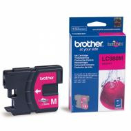 Картридж Brother (LC980M) (DCP145C/165C/195C, MFC250C) Magenta