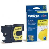 Картридж Brother (LC980Y) (DCP145C/165C/195C, MFC250C) Yellow