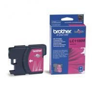 Картридж Brother (LC1100M) (DCP385C/6690CW, MFC990CW) Magenta